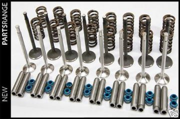 Rover V8 Engine Head Rebuild Kit Valves Guides Springs Land Rover V8 Kitcar MGB